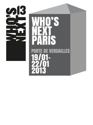 who next paris What's out there in January and February?… Leather Goods Shows, Trade Fairs and Commercial Actions