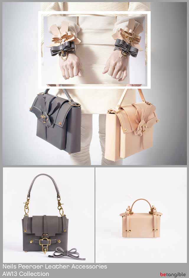neils peeraer leather accesories aw13 collection 2 Neils Peeraer Leather Accessories – Leather Goods that We Delight