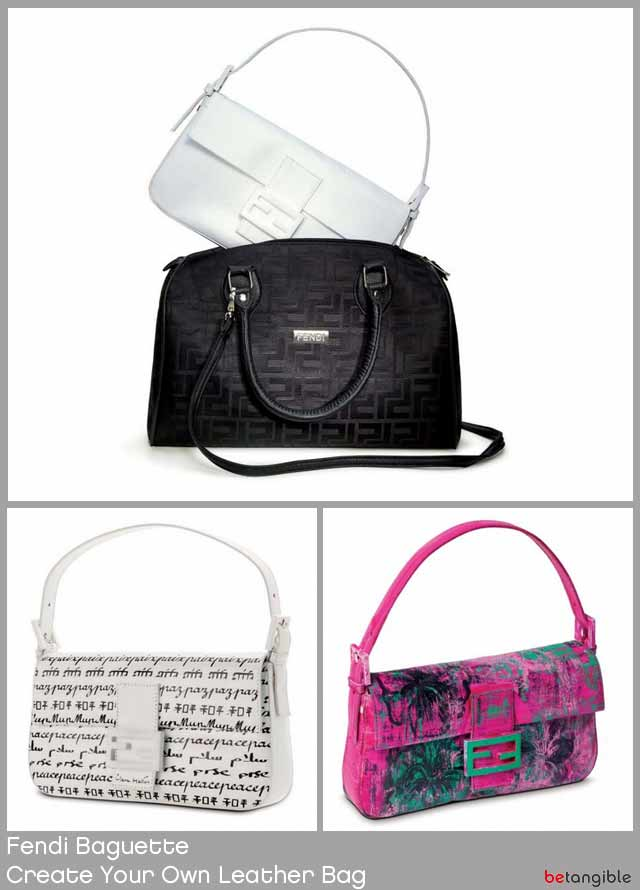 Fendi-Baguette-create-your-own-leather-bag
