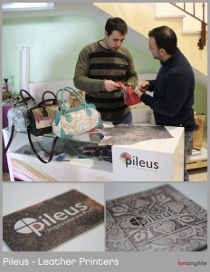 Pileus - Leather Printers