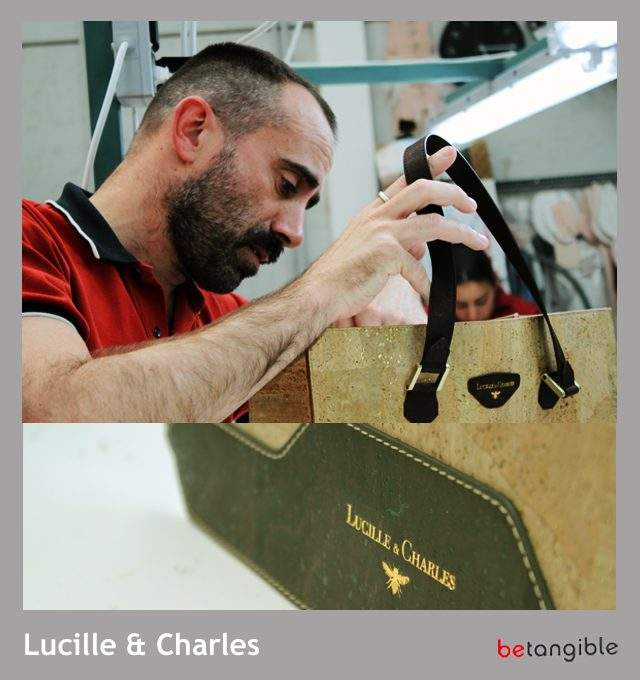 The designer of Lucille & Charles