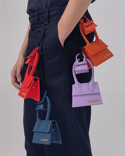 Mini Bags Trend.