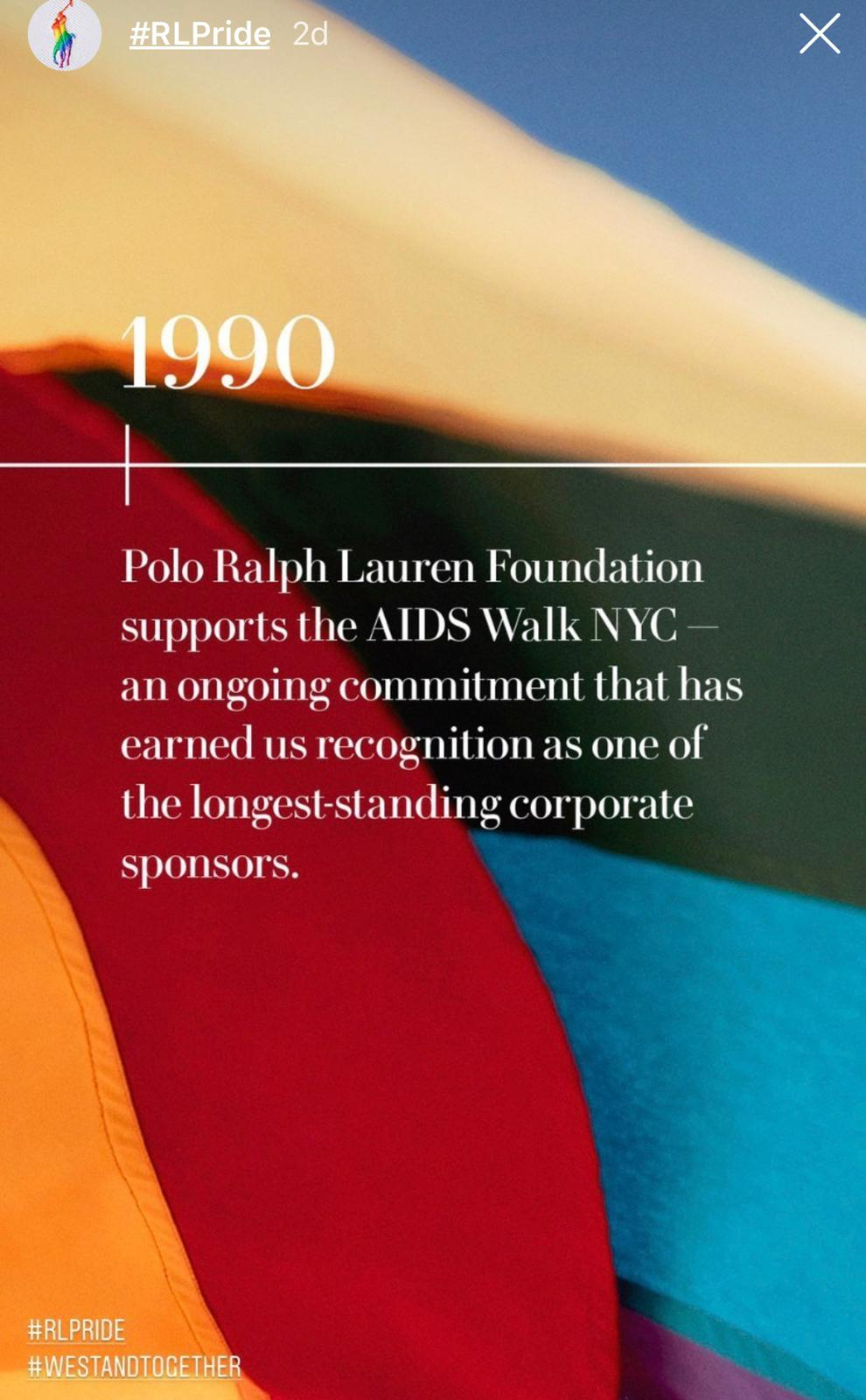 How Fashion Brands are celebrating Pride in 2020