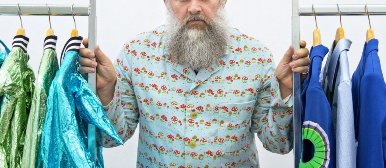 Walter Van Beirendonck and His Vision on Fashion's New Order